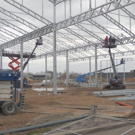 steel constructions agico